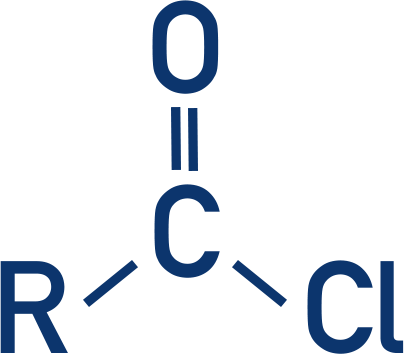 functional group acyl chloride